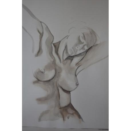 nu de femme
